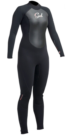 Gul Response Ladies 3/2mm SDL FL T2 Steamer Wetsuit